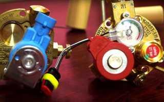 Устройство и выбор мультиклапана для газового оборудования автомобиля