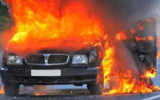 Почему взрываются баллоны в автомобилях с газовым оборудованием на метане и пропане