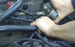Самостоятельный демонтаж газового оборудования 4-го поколения