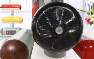 Какие бывают автомобильные газовые баллоны для ГБО метан
