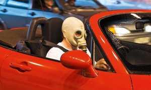 Почему появляется запах газа в салоне авто с ГБО