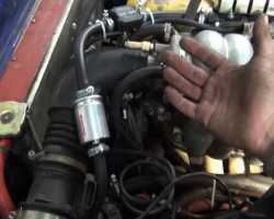 Как сделать ТО газового оборудования на авто самостоятельно