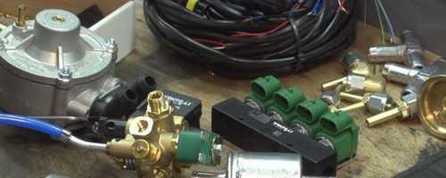 Самостоятельная установка газобаллонного оборудования (ГБО) 4-го поколения на инжекторный автомобиль