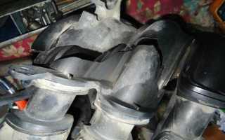 Как устранить причину хлопков на авто с газовым оборудованием