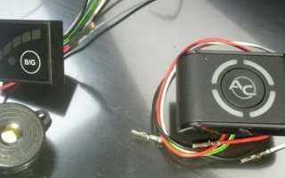 Кнопка ГБО 1-4 поколений: подключение на карбюраторный и инжекторный авто