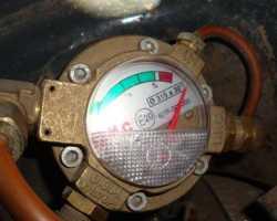 Причины и методы снижения повышенного расхода газа на машине с газовым оборудованием