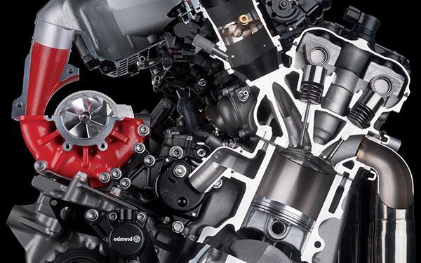 Газ и двигатель