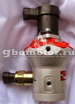 Шаговый мотор-дозатор